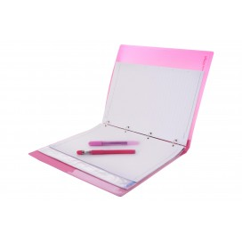 SPORTS RING BINDER(transparent)