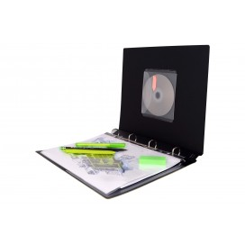 METALIC RING BINDER