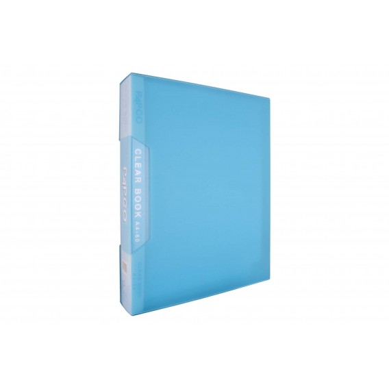 CLEAR BOOK TRANSPARENT