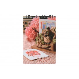 دفتر یادداشت فانتزی طرح دار