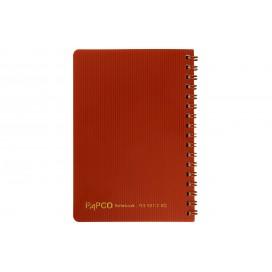 دفتر یادداشت (طلایی مات)