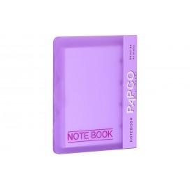 دفتر یادداشت B8 قفل دار 60 برگ