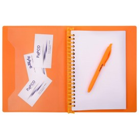 BINDER NOTEBOOK 100 sheets