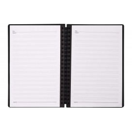 METALIC NOTEBOOK 100 sheets