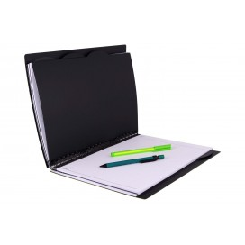 METALIC NOTEBOOK 120 sheets