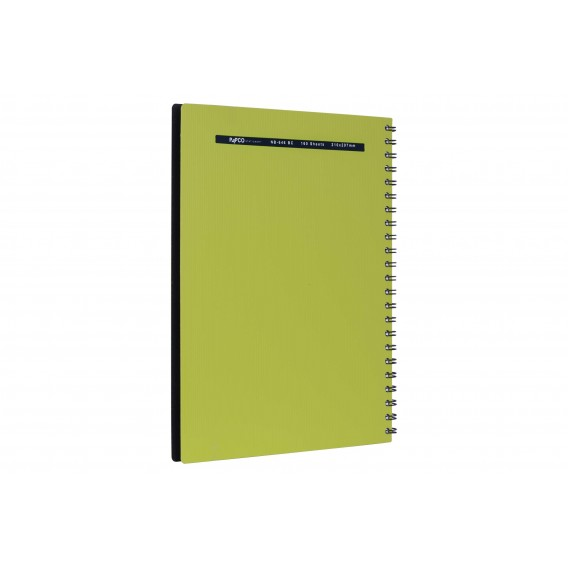 METALIC NOTEBOOK 160 sheets
