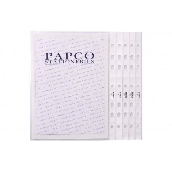 پوشه کیسه ای بی رنگ A5 ( بسته 100 عددی )