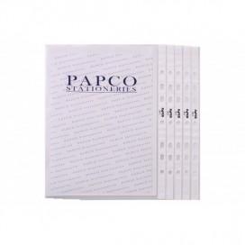 پوشه کیسه ای بی رنگ B5 ( بسته 100 عددی )