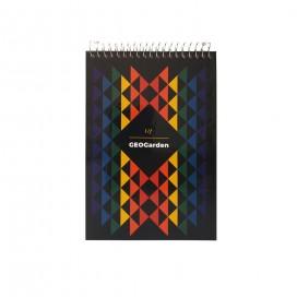 دفتر یادداشت جلد سخت 80 برگ